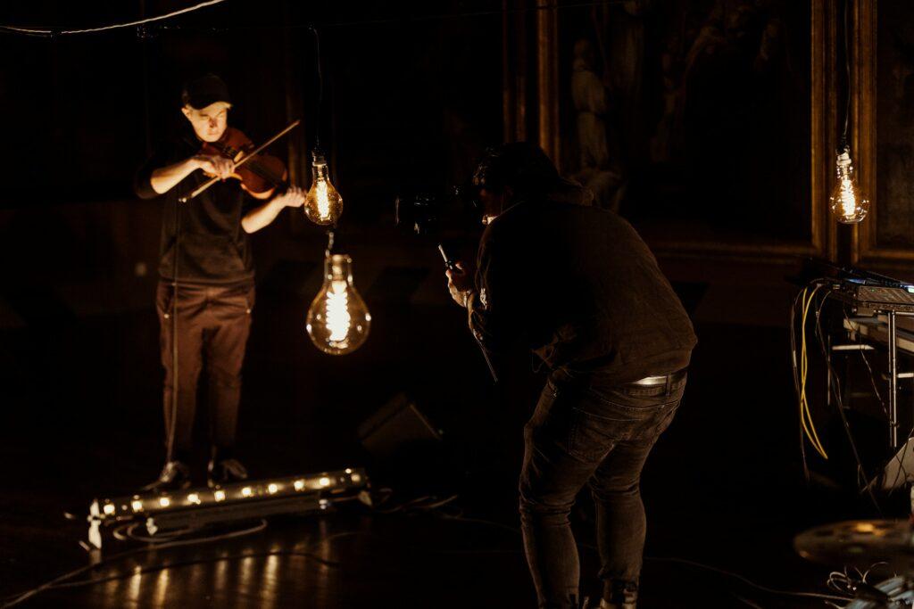 Behind the Scene - Cold Spear - Roraima ft Grande