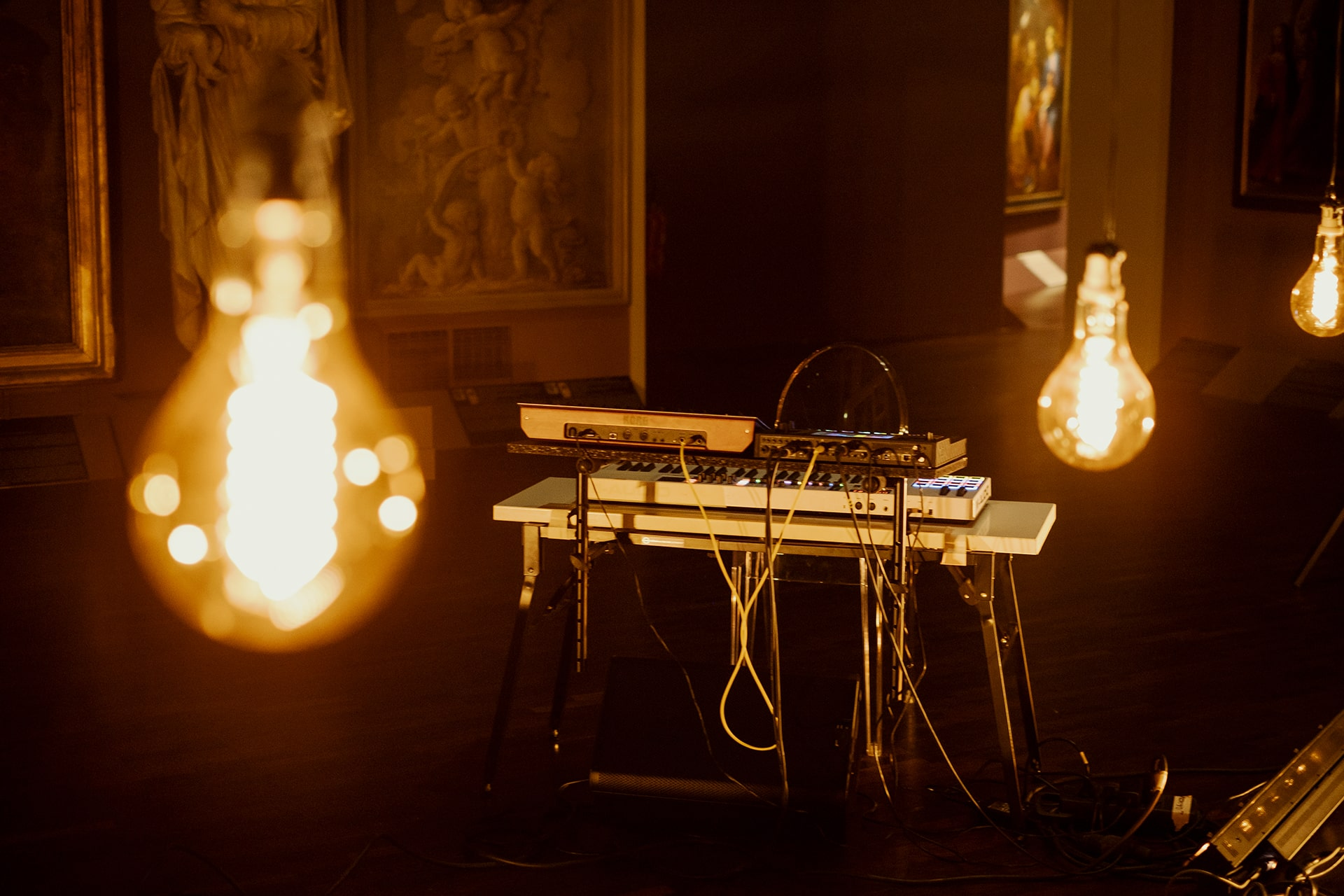 You are currently viewing Instants suspendus au Musées des Beaux Arts à Orléans avec Roraïma et Grande